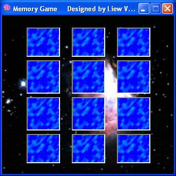 vb6 memory game