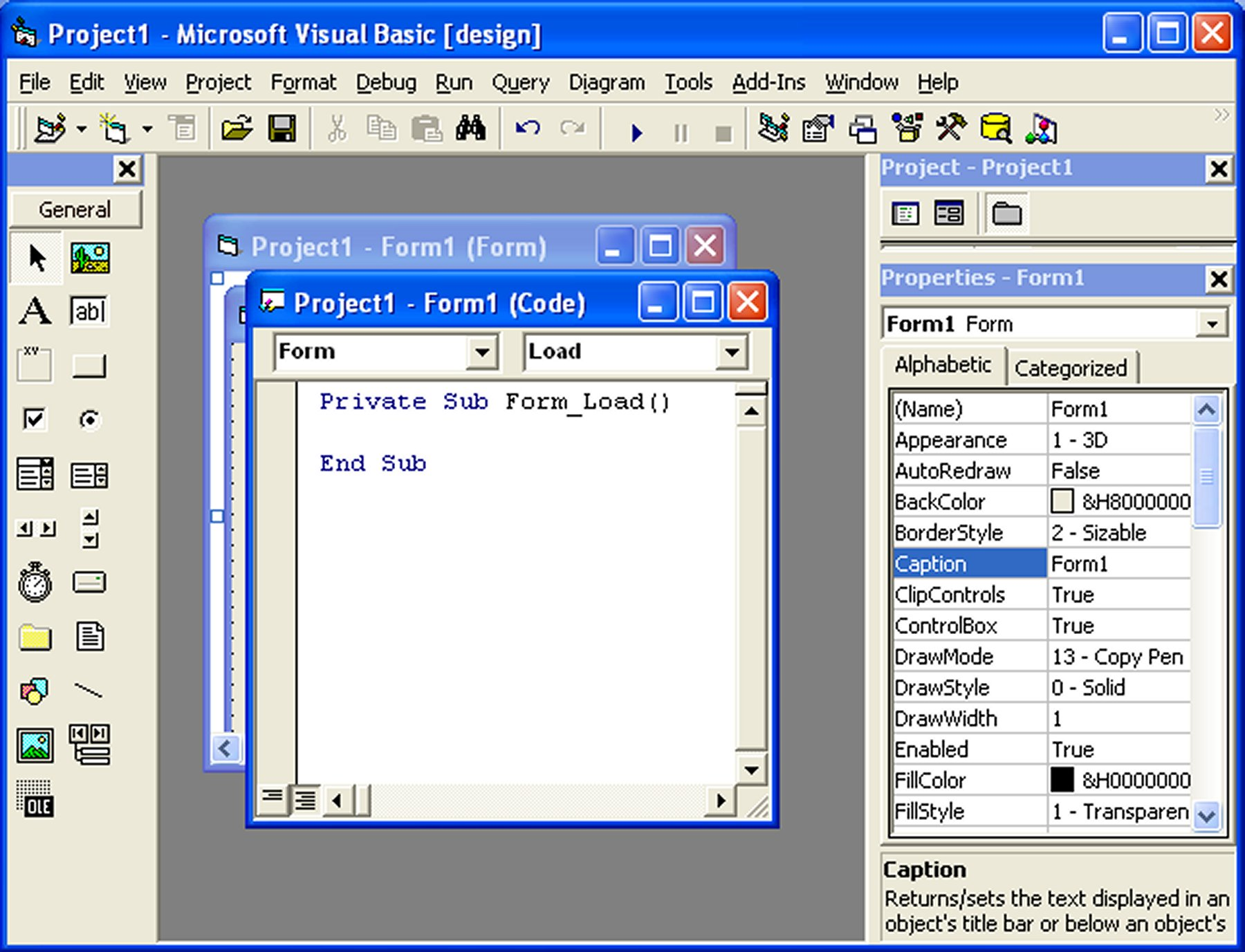 Writing Visual Basic Code