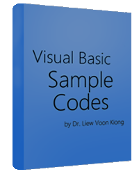 Visual Basic Sample Codes