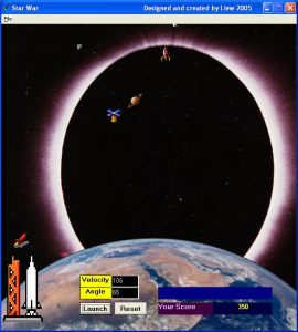 VB6 star war game