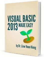 Visual basic. Net wpf tutorial getting started and creating your.