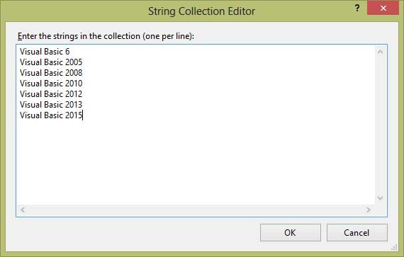 License object usage example for visual basic 6. 0.
