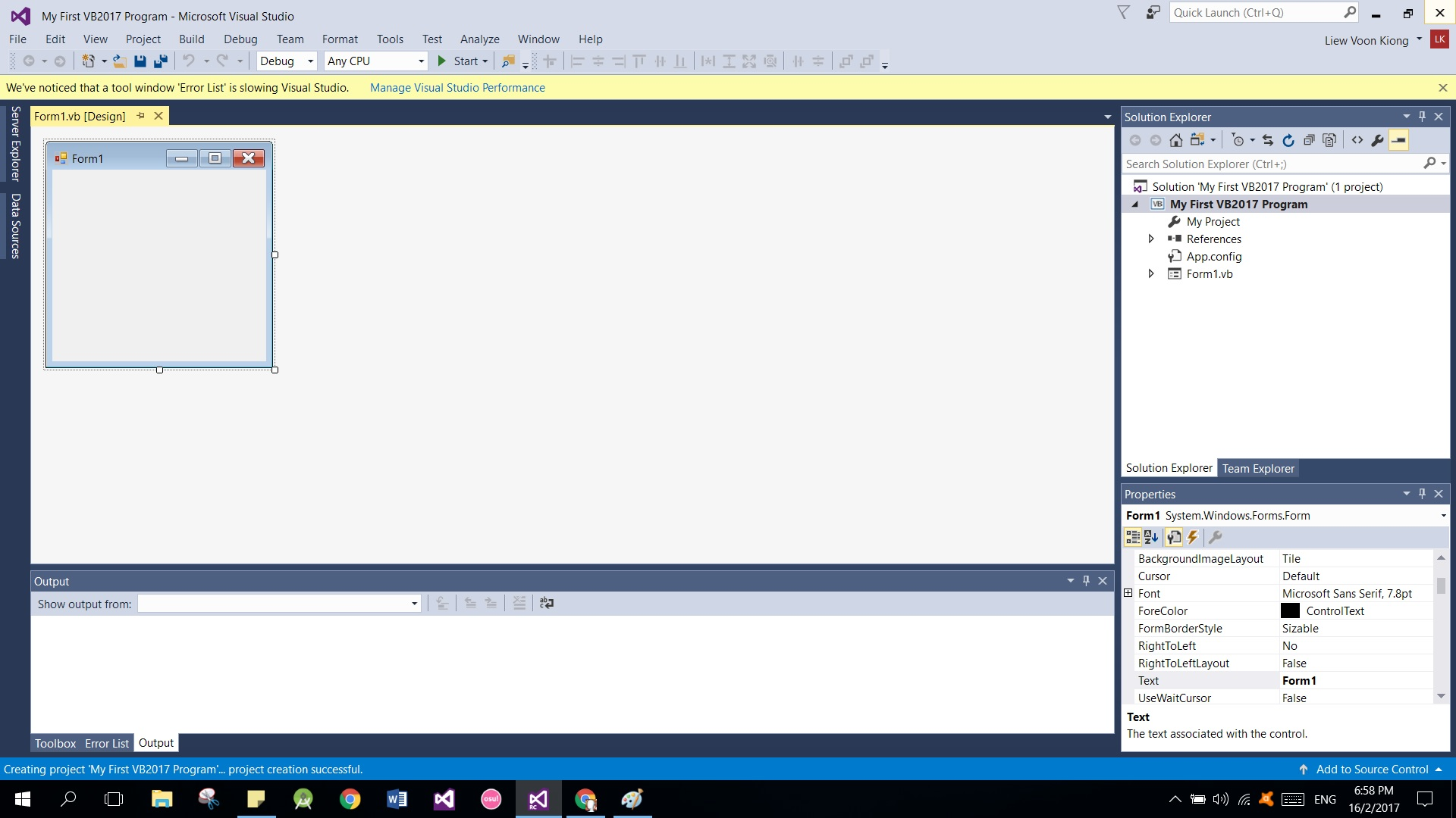 Introduction To Visual Basic 2017 Visual Basic